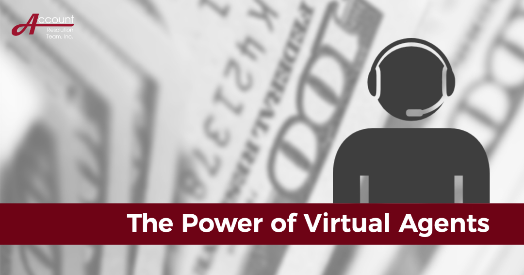virtual agents in debt collection technology