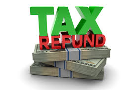 pay off debt with tax refunds